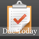Due Today Tasks & To-do List logo