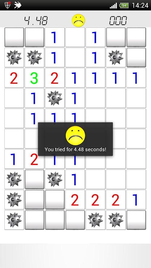 Minesweeper-Lite 6