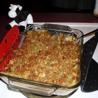 Delicious And Simple Broccoli Casserole.
