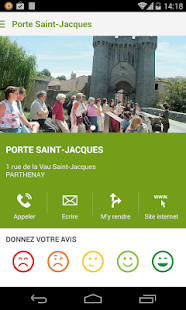 Pays de Gatine Tour- screenshot thumbnail