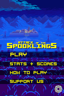 Attack of the Spooklings- screenshot thumbnail