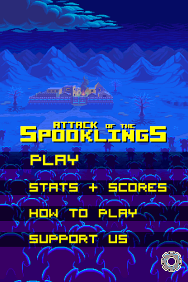 Attack of the Spooklings- screenshot