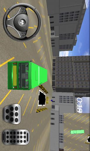 巴士停車場模擬遊戲