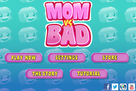Mom vs Bad - screenshot thumbnail