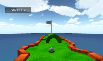 Screenshot of Mini Golf Games 3D