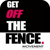 Get Off the Fence.