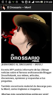 Dross ~ El Diario Móvil - screenshot thumbnail