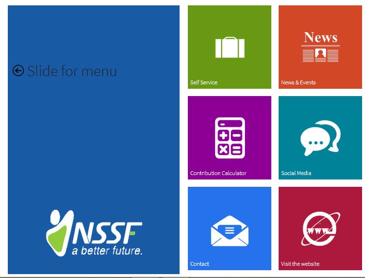 NSSFUG - screenshot