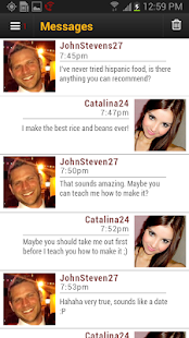 Caliente - Latin Dating- screenshot thumbnail