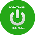 Hide Wazsap Invisible icon