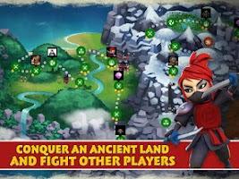 Screenshot of Samurai Siege: Alliance Wars