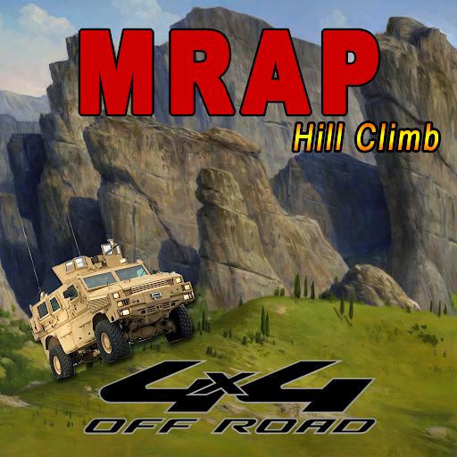 Military 4x4 Hill Climb Racing