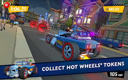 Crazy Taxi™ City Rush Screenshot 3
