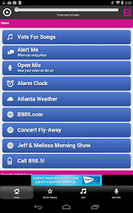 B98.5 Atlanta - screenshot thumbnail
