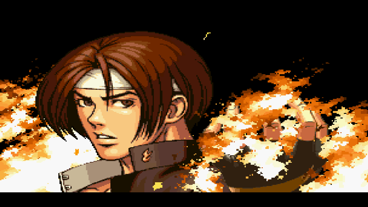 THE KING OF FIGHTERS '98 screenshot #1