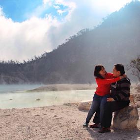 Bersamamu ku merasa indah by PriAs KHocaiy - People Couples