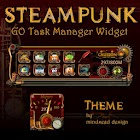 Steampunk GO Task Manager icon
