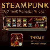 Steampunk GO Task Manager