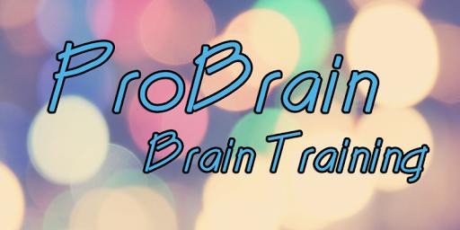 ProBrain Brain Training