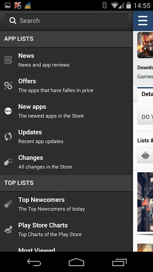 AppZapp - Top Apps & Sales - screenshot