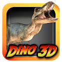 Dino 3D Augmented Reality icon