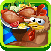 Chicken Hunt & Cooking Game