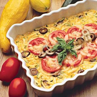 Italian Vegetable Custard