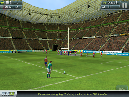 Rugby Nations 13 - screenshot thumbnail
