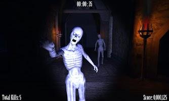 Screenshot of Zombonic Lite