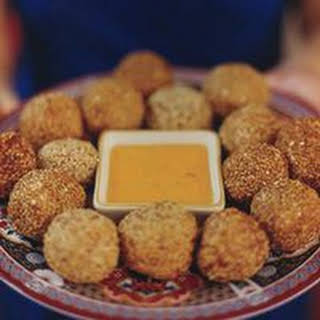 Sweet Sesame Balls.