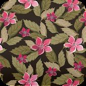 floral wallpaper ver176
