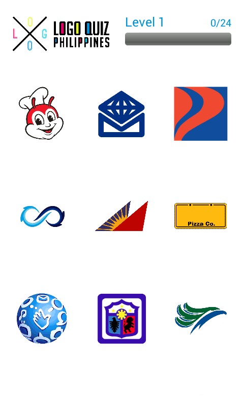 Logo Quiz Philippines - screenshot