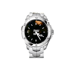 Metal Watch Widget Time icon