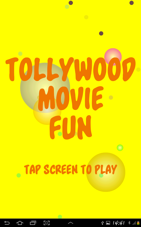 Tollywood Movie Fun - Telugu - screenshot