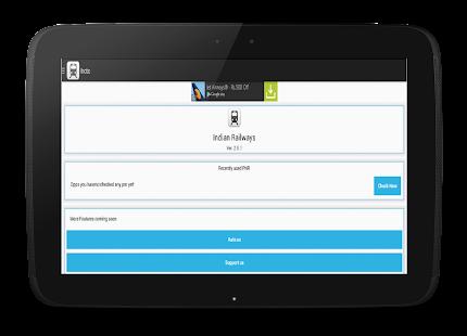 IRCTC Mobile Application