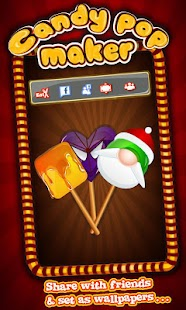 Candy Pop Maker – Cooking Game - screenshot thumbnail