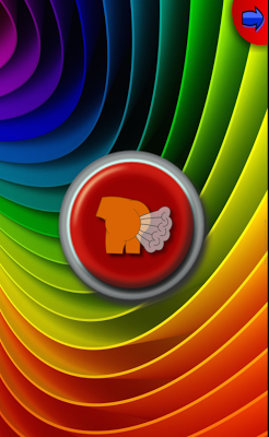 Press the Fart Button Fun Game - screenshot