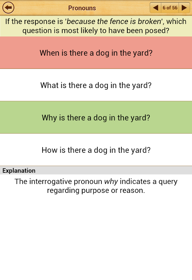 Grammar Parts of Speech Lite Android Apps on Google Play – Eight Parts of Speech Worksheet
