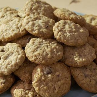 Oatmeal-Date Cookies.