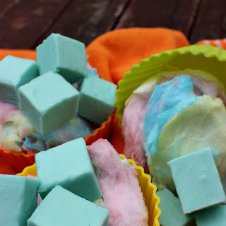 Cotton Candy Fudge