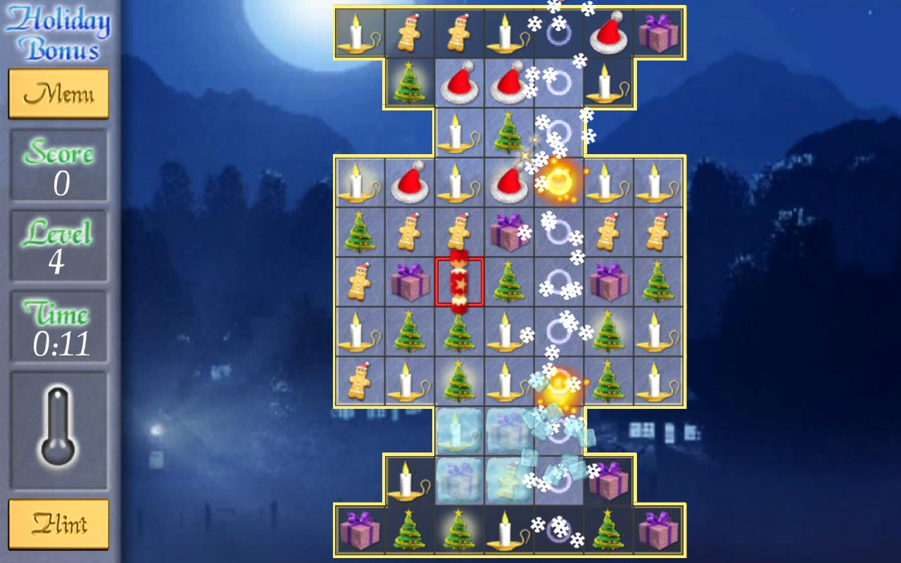 Holiday Bonus HD- screenshot