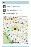 Screenshot of Hotel Finder - by Amazebuy