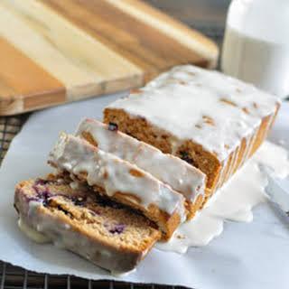 Blueberry Zucchini Bread.