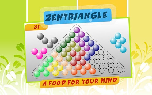 Zen Triangle : board puzzle- screenshot thumbnail