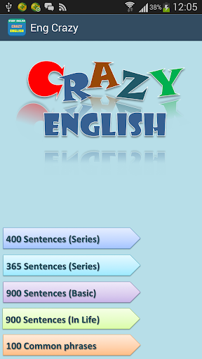 Learn Crazy English Speak FREE