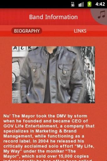 【免費音樂App】Nu' The Mayor-APP點子