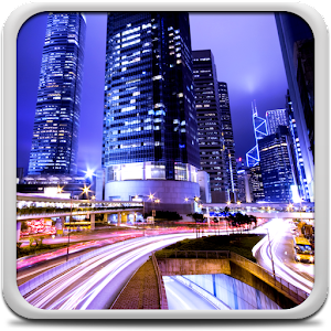 City Night Live Wallpaper download