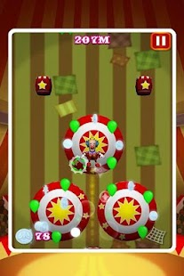 Circus Atari- screenshot thumbnail