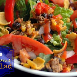 Aunt Bee's World Famous Taco Salad.