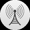 RadioFinder logo